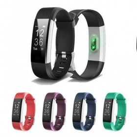 Фитнес браслет smart bracelet 115 plus Tracker артериального давления