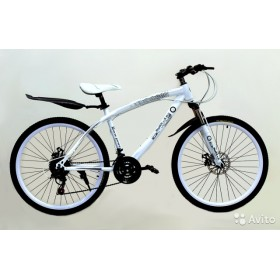 "Велосипед на спицах BMW ""26"" Белый"