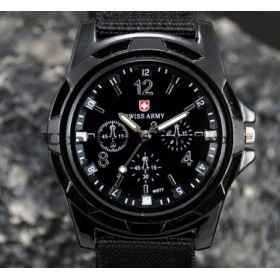 Часы мужские Swiss Army Black