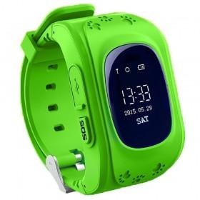 Часы Детские Умные Smart baby watch Q50 зеленый