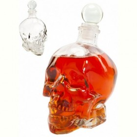 Графин «БЕДНЫЙ ЙОРИК» (Carafe Skull 440ml) Bradex